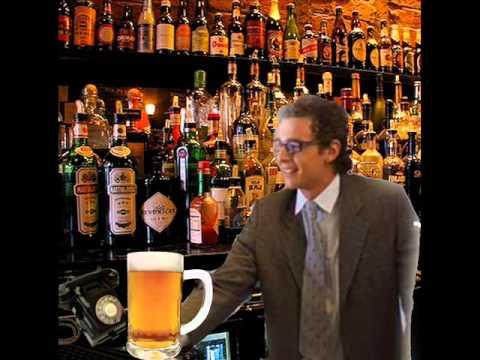 Drunk Bert wages war on a rival hotel