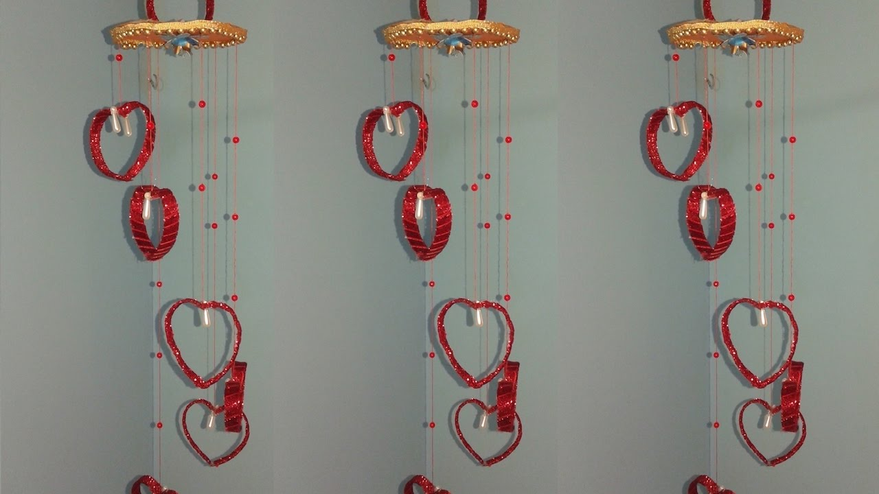 Diy Wind Chimes Out Of A Plastic Bottle Plastic Bottle Recycling