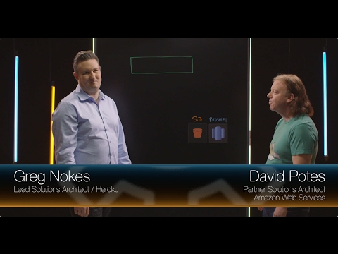 Combining the Power of Heroku and AWS for Enterprise Iot Solutions in the Cloud