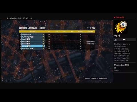 GTA V ONLINE-MI6 RANDALE