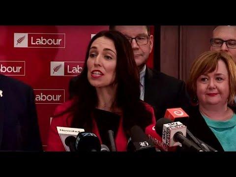 LIVE STREAM: Labour's new leader Jacinda Ardern