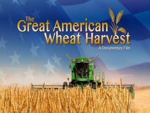 Great American Wheat Harvest Documentary - Film Trailer