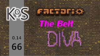 Factorio 0 14 The Belt Diva Ep 66 Installing Wall Stations Let 39 s Play