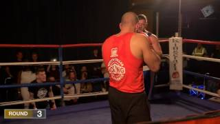 White Collar Boxing - Keogh Reid vs Nick Martinez