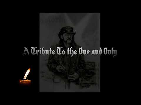 Lemmy's Song (A Tribute To The One And Only), Promo