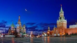 Москва/Moscow/Красивые города, красивая музыка