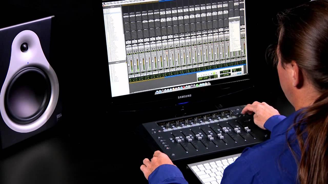 avid artist mix pro tools 8