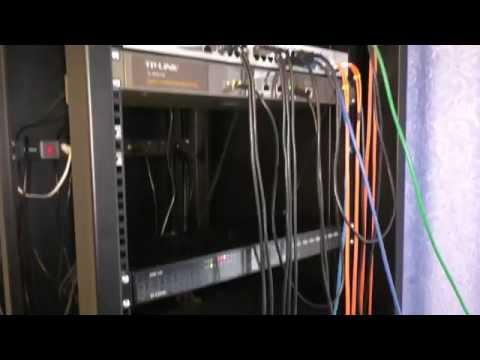 Один день из жизни монтажника проводного интернета