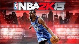 NBA 2K15 Pc Gameplay I got my ass kicked!!