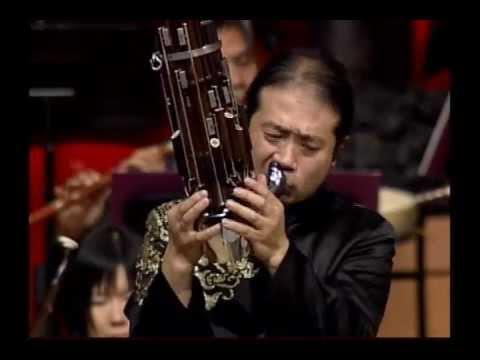 WU Wei - Enjott Schneider: Fire and earth - Symphonic poem (2010)