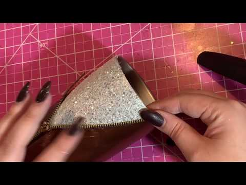 OPEN ZIPPER TUMBLER TUTORIAL