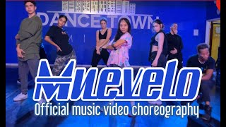 Muevelo - Nicky Jam & Daddy Yankee official music Video choreography by Greg Chapkis