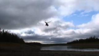 Рыбалка в Сибири на реке Котуй