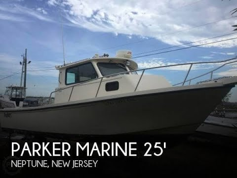 Used 2001 Parker Marine 2520 Sport Cabin for sale in Neptune, New Jersey