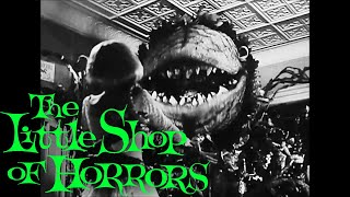 The Little Shop Of Horrors (1960) ROGER CORMAN