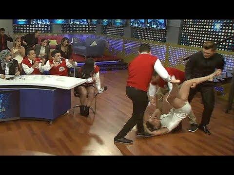 ¡Sufre Jenny Iglesias accidente en vivo! | Es Show