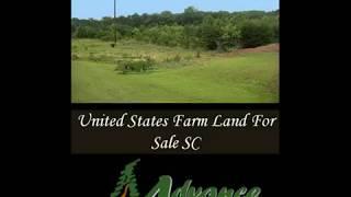 United States Farm Land For Sale SC