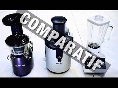 ep 162 comparatif extracteur de jus centrifugeuse mixeur que choisir versapers. Black Bedroom Furniture Sets. Home Design Ideas