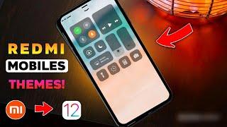 Full ios 12 theme for miui 10