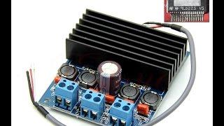 TDA7492 Class D Audio Amplifier