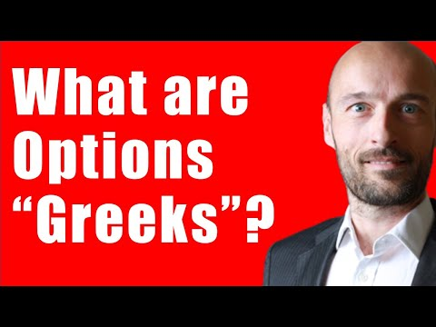 What are the Option Greeks?   Hedging Options   Risk Managing Options