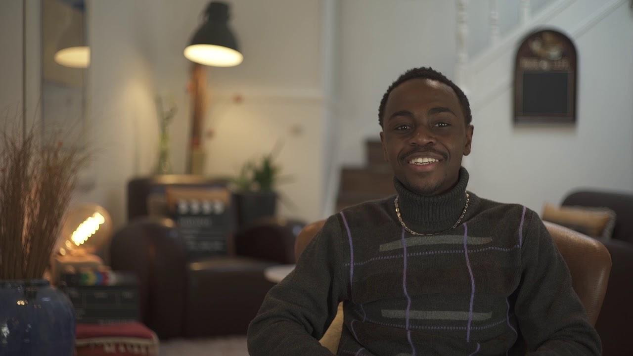 Vidéo de présentation Addison Nzuzi