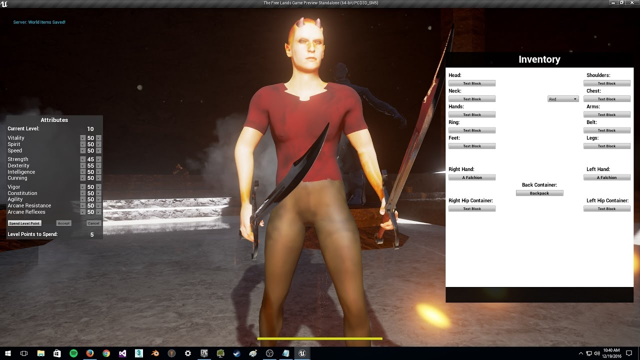 Unreal Engine 4: Making an MMORPG From Scratch