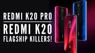 Redmi K20 Pro Redmi K20 The New Flagship Killers