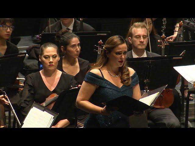 Ralph Vaughan Williams' Dona Nobis Pacem - La Jolla Symphony and Chorus
