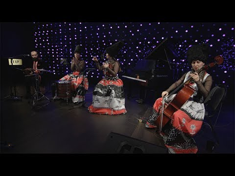 DakhaBrakha - Full Performance (Live on KEXP)