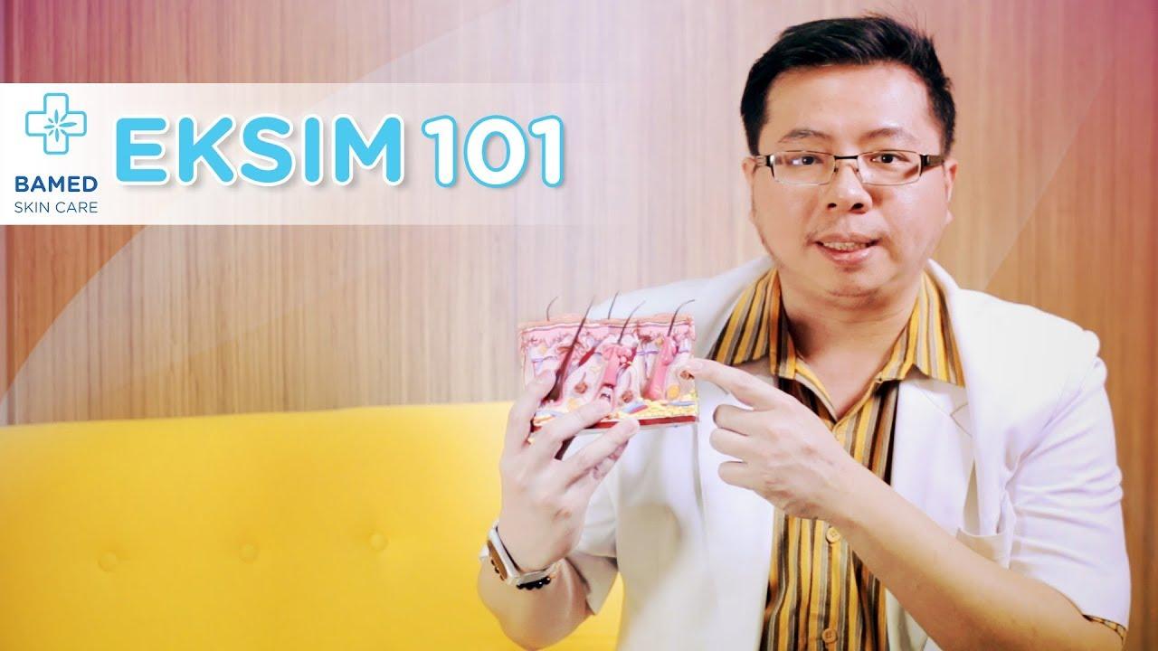 Eksim Dermatitis 101 Dr Heru Nugraha Spkk Bamed