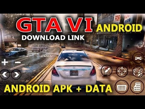 Download Gta 6 Vi Apk Obb For Android No Verification 2020 Youtube