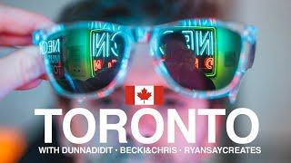 VISIT TORONTO 🇨🇦  feat DunnaDidIt, Becki&Chris & Jesse Driftwood