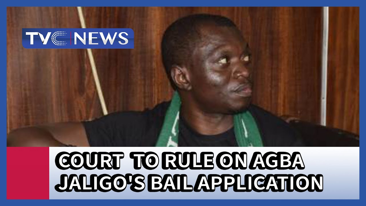 Image result for Court to rule on Agba Jalingo's bail application today