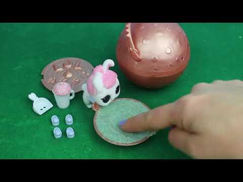 LOL Sürpriz Pets Kinetic Kumu Charm Fizz Sandık!!   Lol Evcil Hayvan Yumurtası!!   Bidünya Oyuncak
