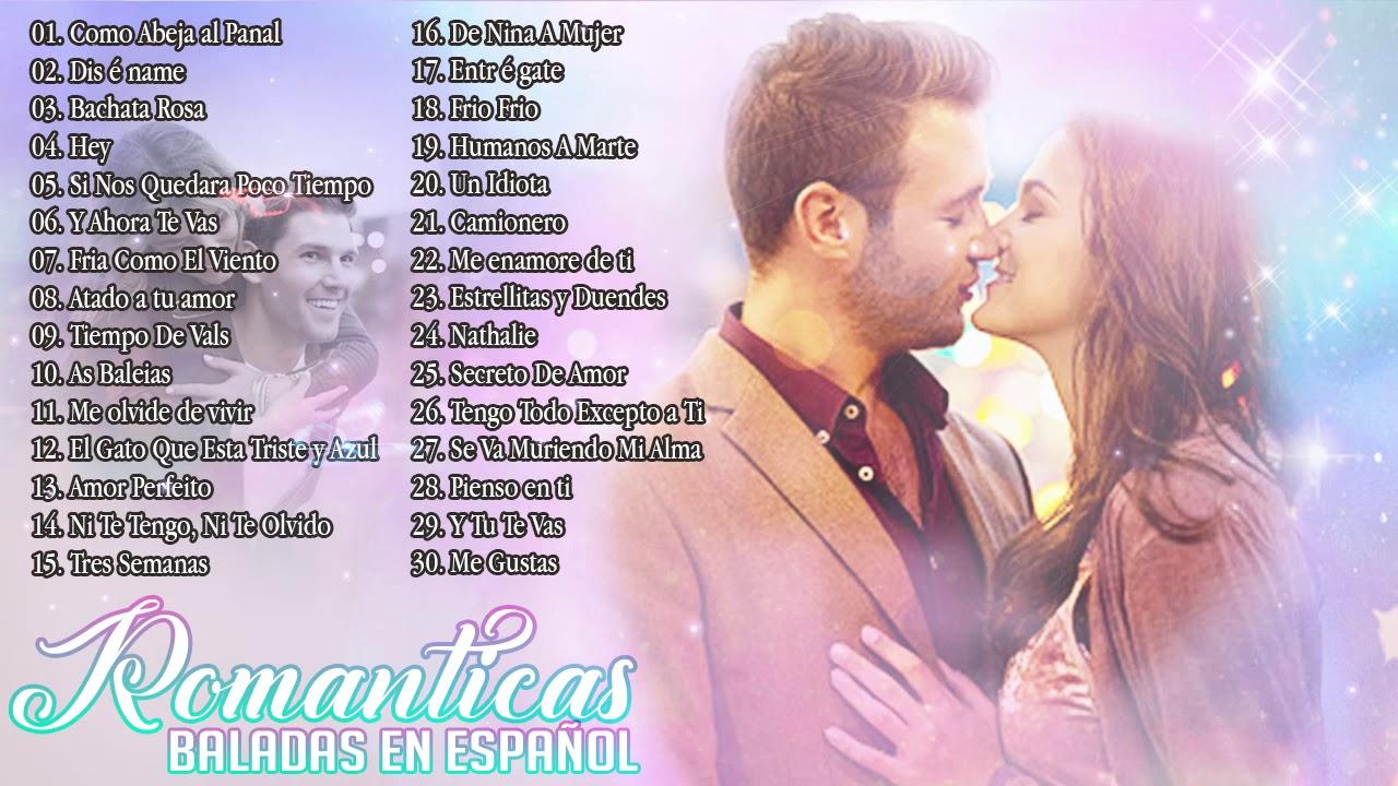 Baladas Romanticas De Los 70 80 90 Exitos Las Mejores Canciones De Los 70 80 90 En Espanol Youtube