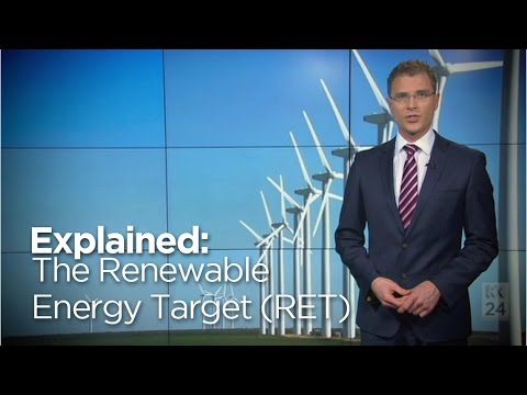 Explained: The Renewable Energy Target