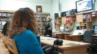 Елена Паршина - Надоело - 15.11.2016 - Библиотека Н А Некрасова