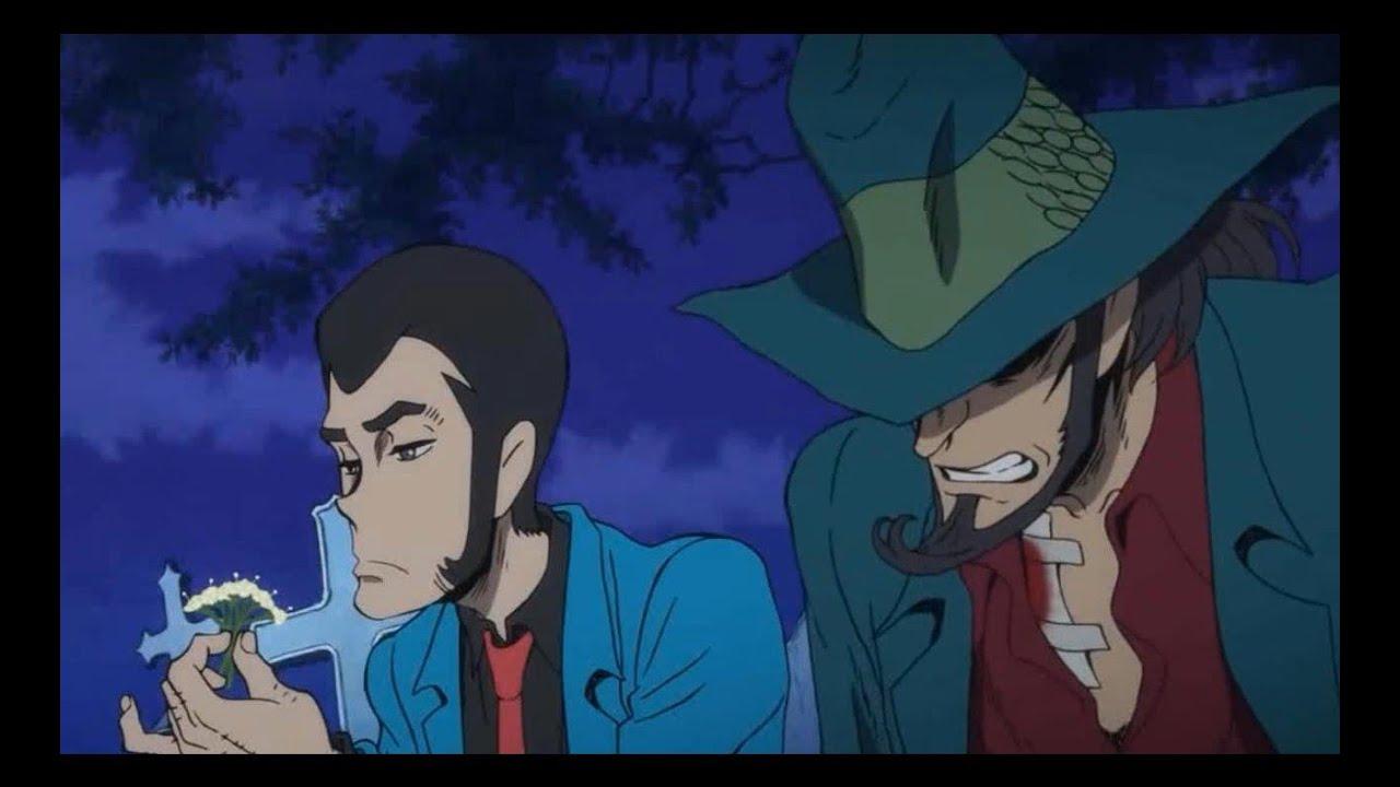 lupin the iiird jigen daisuke u0026 39 s gravestone anime review  u30eb u30d1 u30f3 u4e09 u4e16