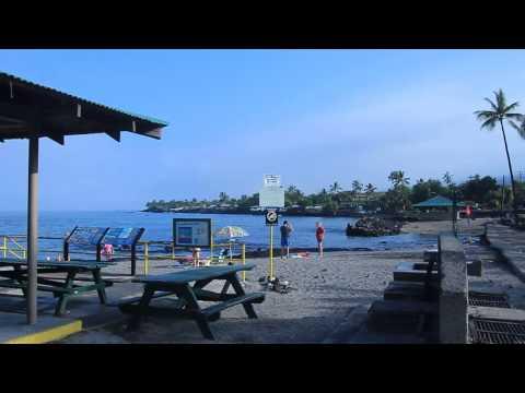 Kahaluu Beach Park, Kailua-Kona, Hawaii