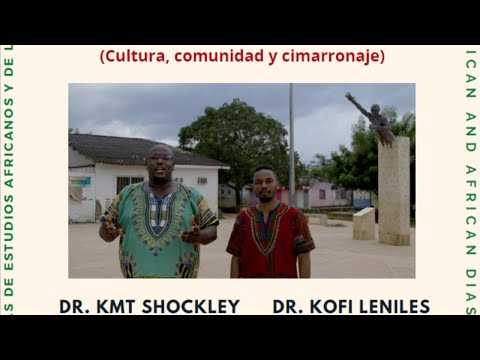 Culture, Community and Maroonage with Dr. Leniles and Dr. Shockley
