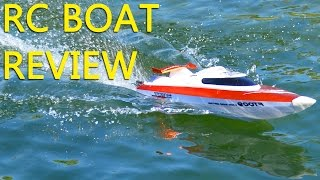 Best RC boat for your money - Great for kids & adults