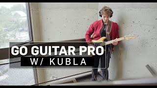 Kubla Music & Go Guitar Pro