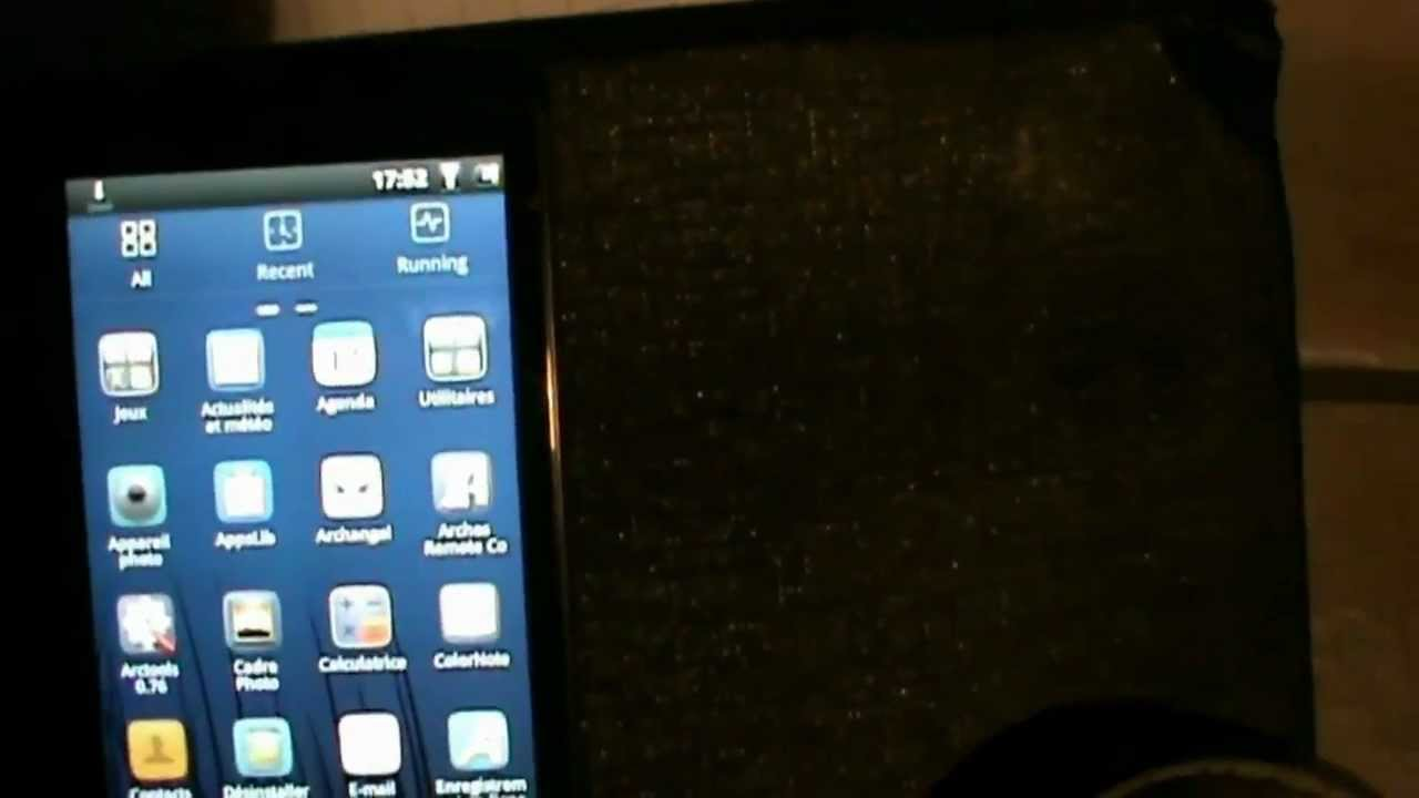 google play sur tablette archos 101