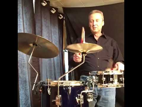 groove percussion cocktail drum set youtube. Black Bedroom Furniture Sets. Home Design Ideas