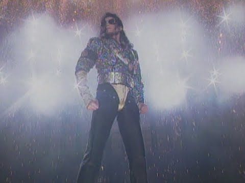 Michael Jackson -  In Bucharest The Dangerous Tour