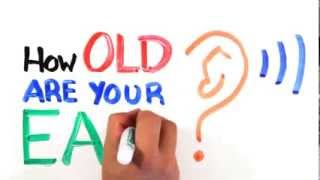 Test pour savoir l'âge de vos oreilles