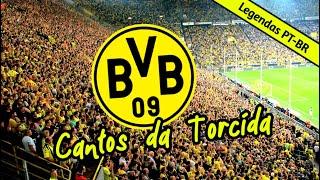 """MÚSICA da TORCIDA do BVB - """"Abstiegskampf oder Pokale"""" - LEGENDAS EM PT-BR"""