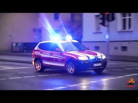 3 Stunden Garantiekreuzung Regensburg: 15 Fahrzeuge BF / RD / Pol