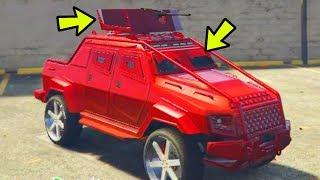 GTA 5 ONLINE - 2 NEW CUSTOM VEHICLES & HIDDEN CUSTOMIZATIONS! (GTA 5 GUNRUNNING DLC)